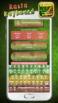 Rasta Keyboard screenshot 3