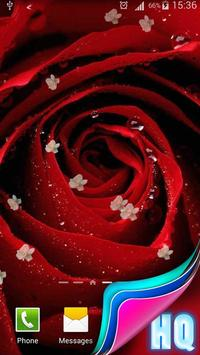 Roses Live Wallpaper apk screenshot