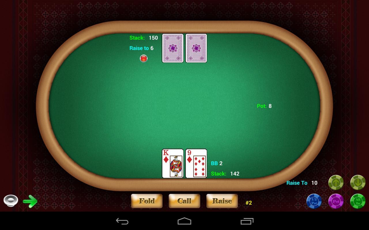 Texas Hold'em Poker para Android - APK Baixar