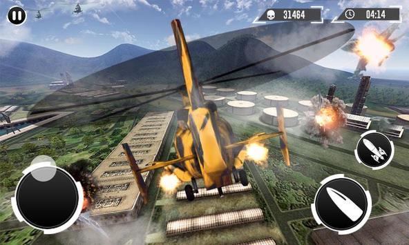 Real Gunship Battle Combat War Sim 2019 스크린샷 3