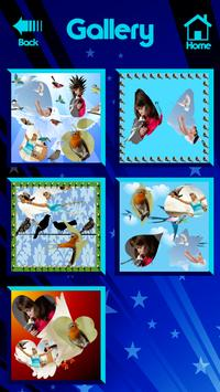 Birds Photo Collage screenshot 7