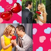 Romantic Photo Collage icon