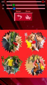Romantic Photo Collage screenshot 5