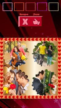 Romantic Photo Collage screenshot 12