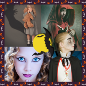Scary Photo Collage icon