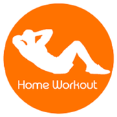Weight loss app - fitness program at home icon