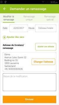 HR client apk screenshot