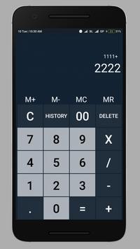 pCalculator apk screenshot
