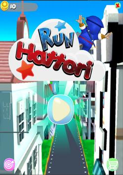 Run ninja : hattori games apk screenshot