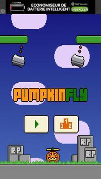 Pumpkin Fly poster