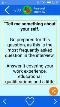 HR Interview Preparation Guide screenshot 2