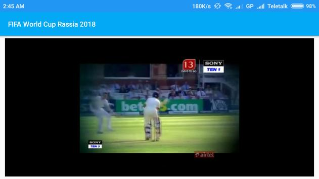 Sports Live TV : Cricket Live and Football Live poster
