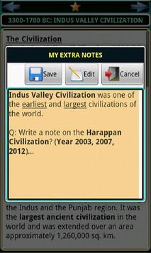 Indian History, Book & Quiz screenshot 7