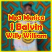 Songs Of J.Balvin - Mi Gente Mp3 icon