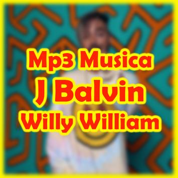 Songs Of J.Balvin - Mi Gente Mp3 poster