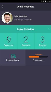 SAP HR Suite apk screenshot
