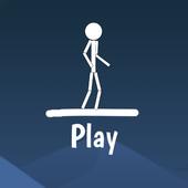 Stickman Runner icon