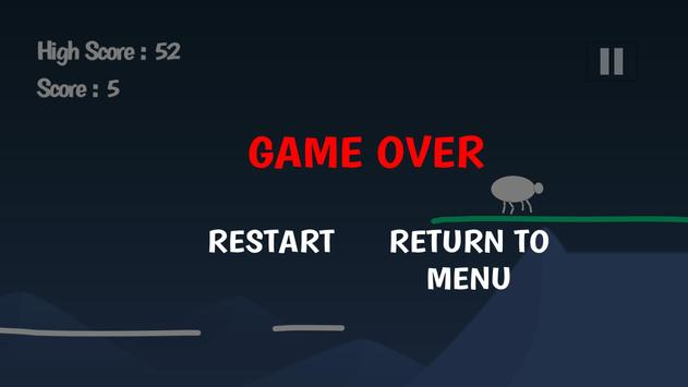 Stickman Runner screenshot 3