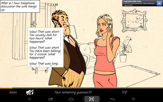 English Comics: Learn & laugh screenshot 11