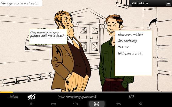 English Comics: Learn & laugh screenshot 12