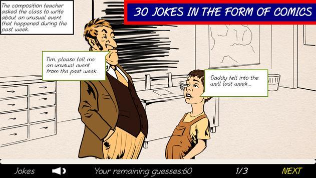 English Comics: Learn & laugh screenshot 1