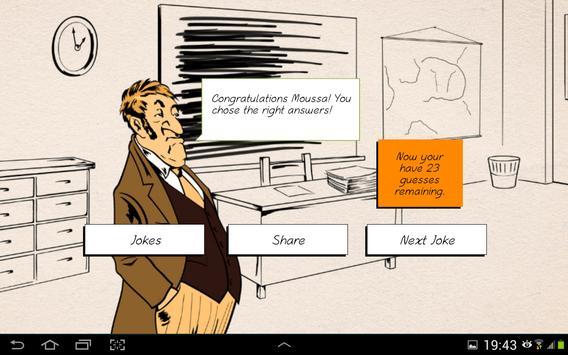 English Comics: Learn & laugh screenshot 9