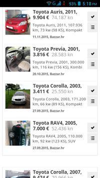 Rabljeni Automobili Hrvatska screenshot 4