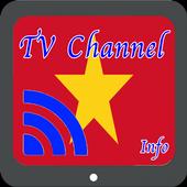 TV Vietnam Info Channel icon