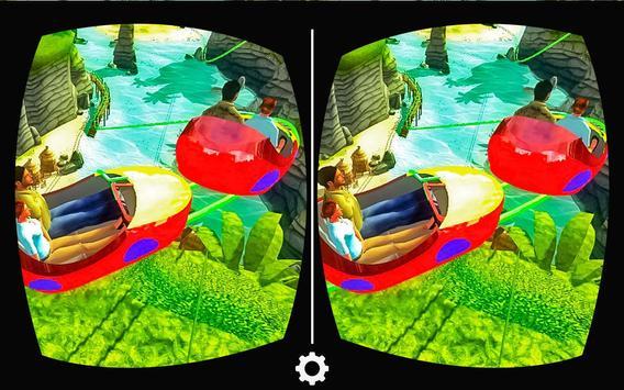 VR Real Island Roller Coaster screenshot 4
