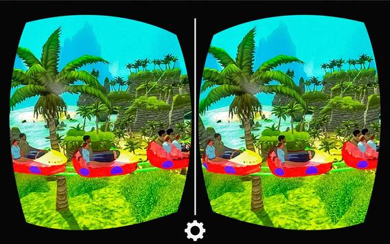 VR Real Island Roller Coaster screenshot 6