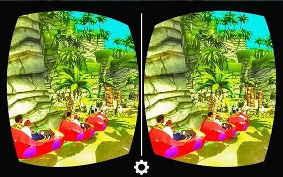 VR Real Island Roller Coaster screenshot 2