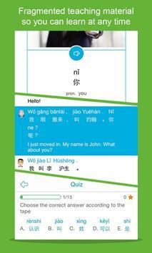 Learn Chinese-Hello Daily (II) apk screenshot
