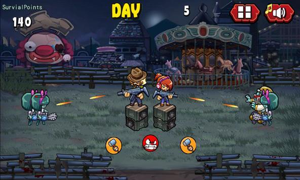 Zombies Playground apk screenshot