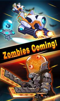 Zombie Defense Physical War poster