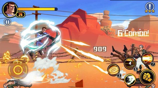 Captain Fight: Avenger Legends poster