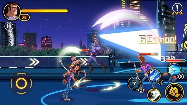 Captain Fight: Avenger Legends apk screenshot