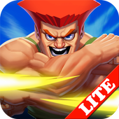 Ultimate Street of G: Fighting King (Free) icon