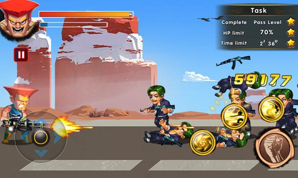 Ultimate Street of G: Fighting King (Free) apk screenshot