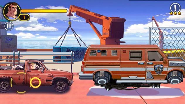 Legend Captain: Future Fight apk screenshot