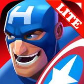 Legend Captain:Avengers Fight Lite icon