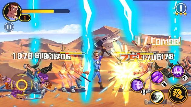 Legend Captain:Avengers Fight Lite apk screenshot