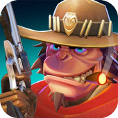 Western Cowboy: Fighting Game icon