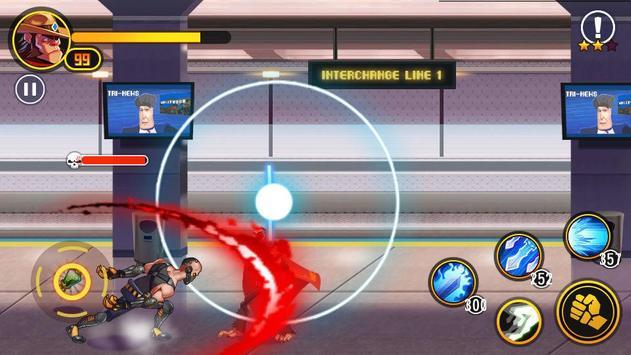 Western Cowboy: Fighting Game apk screenshot