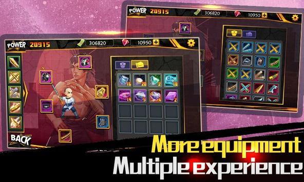 Samurai Hero - KungFu Lite apk screenshot