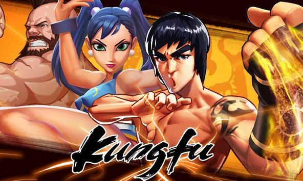 Super Kung Fu Star VS Boxing Champion Fighter screenshot 12