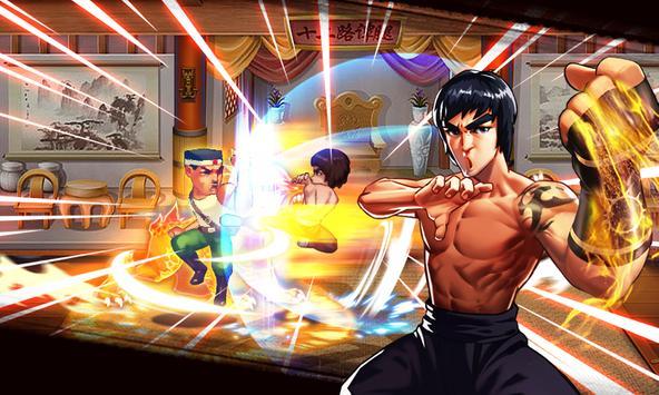 Super Kung Fu Star VS Boxing Champion Fighter screenshot 5