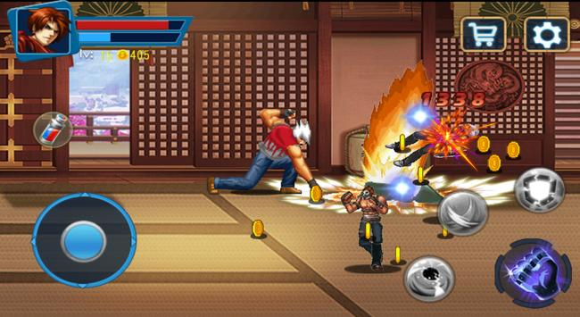 Angry Killer apk screenshot