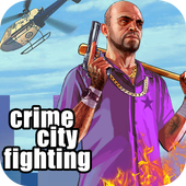 Crime City Fight:Action RPG icon