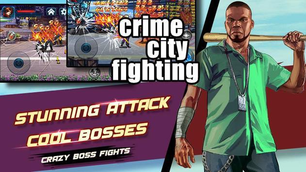 Crime City Fight:Action RPG screenshot 18