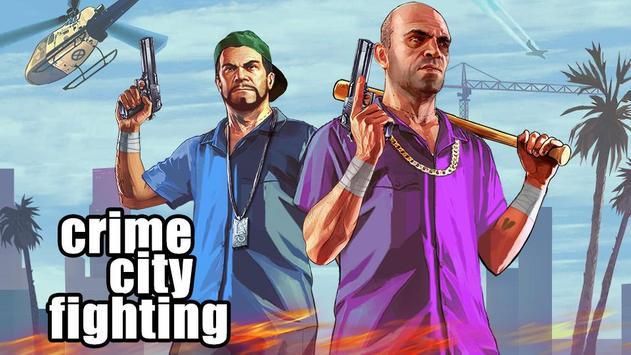 Crime City Fight:Action RPG screenshot 10
